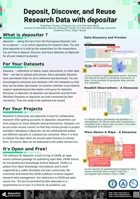 Image for Deposit, Discover, and Reuse Research Data with Depositar (PNG)